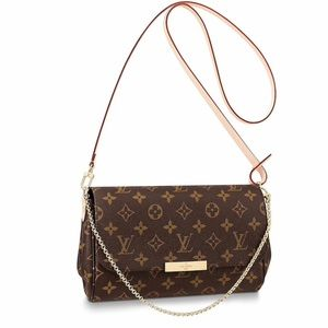 Authentic NEW Louis Vuitton Favorite MM MONOGRAM